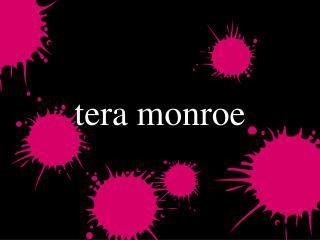 tera monroe