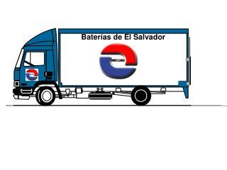 Bater�as de El Salvador