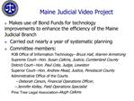 Maine Judicial Video Project