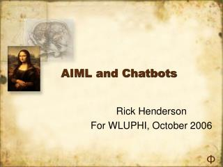 AIML and Chatbots
