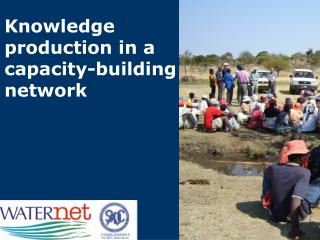 Knowledge production in a capacity-building network