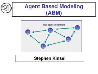 Agent Based Modeling (ABM)