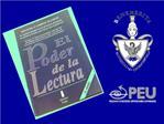 EL  PODER  DE  LA LECTURA Autor: Miguel Campos Ramos.