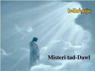 Misteri tad-Dawl