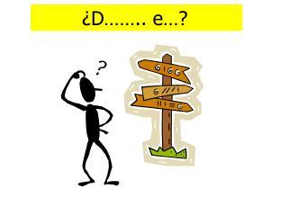 ¿Dónde está…?