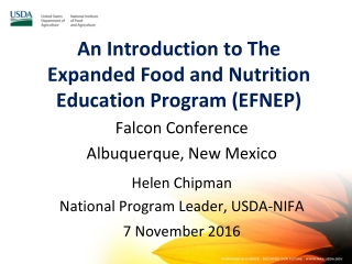 The EFNEP Paraprofessional