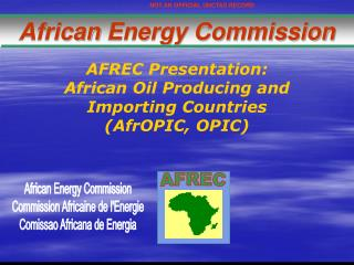 African  Energy Commission