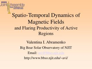 Spatio-Temporal Dynamics of Magnetic Fields  and Flaring Productivity of Active Regions