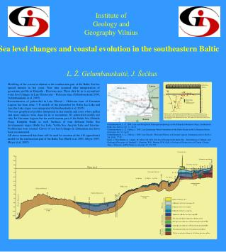 Sea level changes and coastal evolution in the southeastern Baltic
