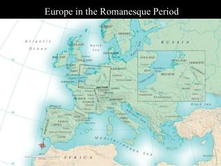 Title: Europe in the Romanesque Period