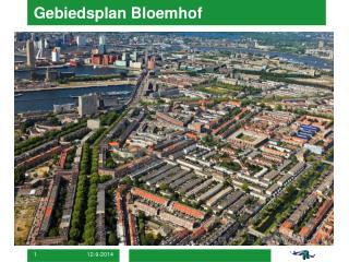 Gebiedsplan Bloemhof