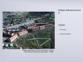 Urban Infrastructure 5