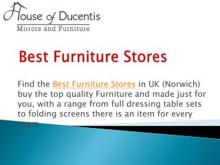 Buy Furniture products Online in UK