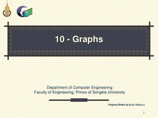 10 - Graphs