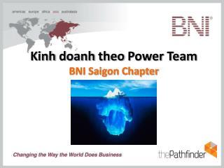 Kinh doanh theo  Power Team  BNI Saigon Chapter