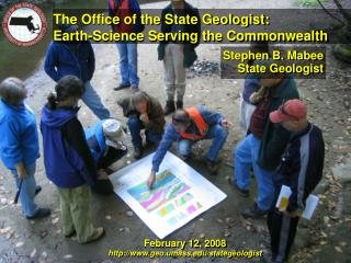 The Office of the State Geologist: Earth-Science Serving the Commonwealth