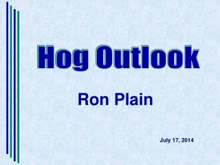 Hog Outlook (title)