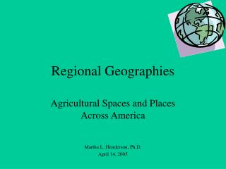 Regional Geographies