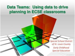 Data Teams:  Using data to drive planning in ECSE classrooms