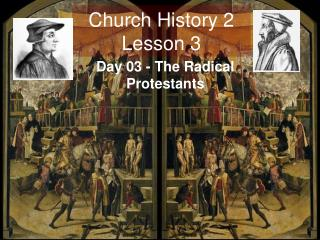 Church History 2 Lesson 3