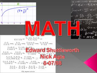 MATH Edward  Shuttleworth Nick  Agia 8-07/08