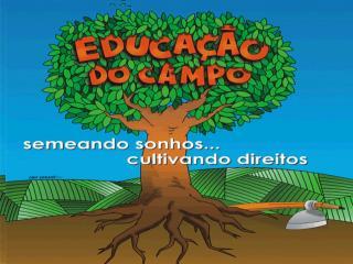 Políticas Públicas em Educação do Campo SEDUC/RS