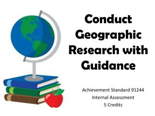 Conduct Geographic Research with Guidance