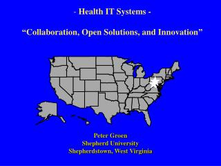 "Health IT Systems -  ""Collaboration, Open Solutions, and Innovation"""