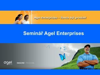 Seminář Agel Enterprises
