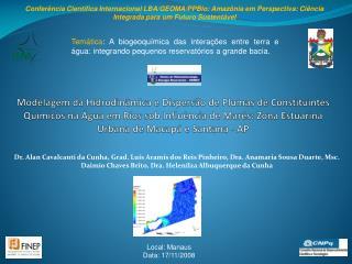 Local: Manaus Data: 17/11/2008