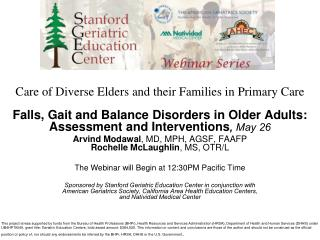 Care of Diverse Elders and their Families in Primary Care