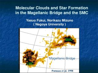 Molecular Clouds and Star Formation in the Magellanic Bridge and the SMC