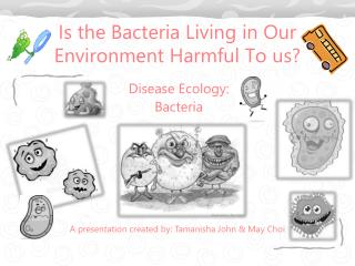 Is the Bacteria Living in Our Environment Harmful To us?