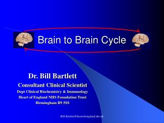 Brain to Brain Cycle