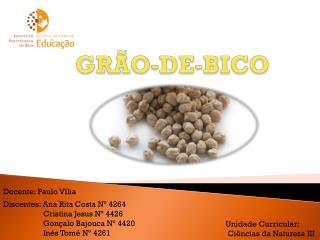 GRÃO-DE-BICO