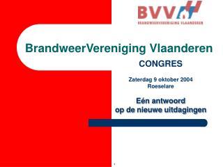 BrandweerVereniging Vlaanderen