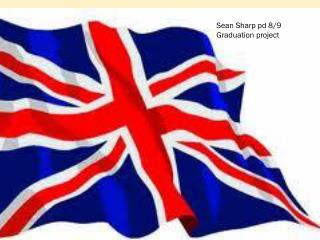 Sean Sharp pd 8/9 Graduation project