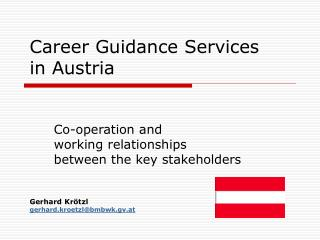 Career Guidance Services  in Austria