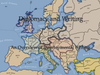 Diplomacy and Writing
