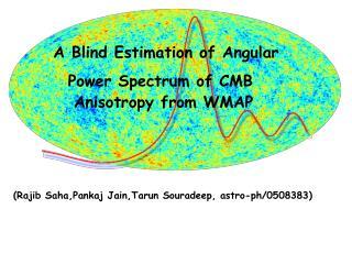 (Rajib Saha,Pankaj Jain,Tarun Souradeep, astro-ph/0508383)