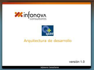 Arquitectura de desarrollo