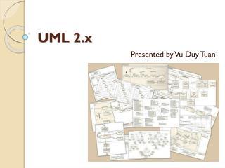 UML 2.x