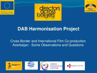 DAB Harmonisation Project