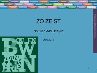 ZO ZEIST