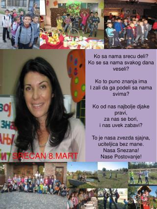 SRECAN 8.MART