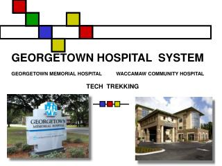 GEORGETOWN HOSPITAL  SYSTEM GEORGETOWN MEMORIAL HOSPITAL          WACCAMAW COMMUNITY HOSPITAL
