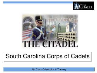 South Carolina Corps of Cadets