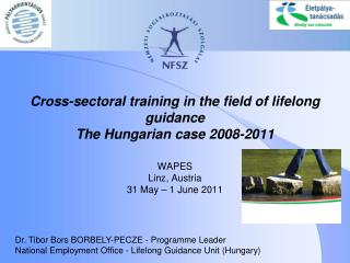 Cross-sectoral training in the field of lifelong guidance The Hungarian case 2008-2011