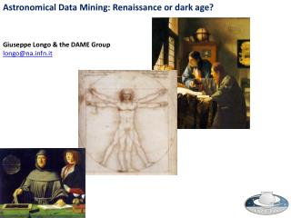 Astronomical Data Mining: Renaissance or dark age?