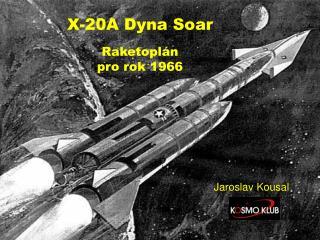 X-20A Dyna Soar